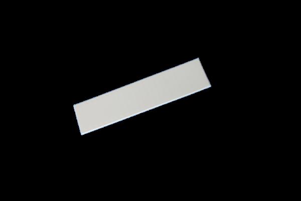 Abdeckstreifen weiß geschlossen, 220x53