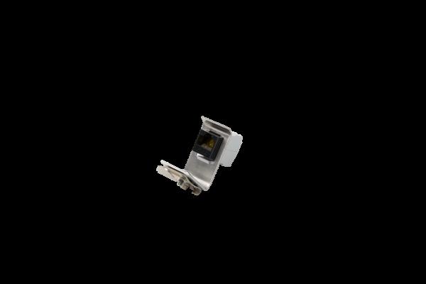 RJ45-Buchse, IP2X, für Hutschiene