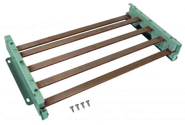 Sammelschiene-CU 5-pol., 1-Feld, CU = 20x5